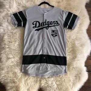 Dodgers LA Kings Jersey